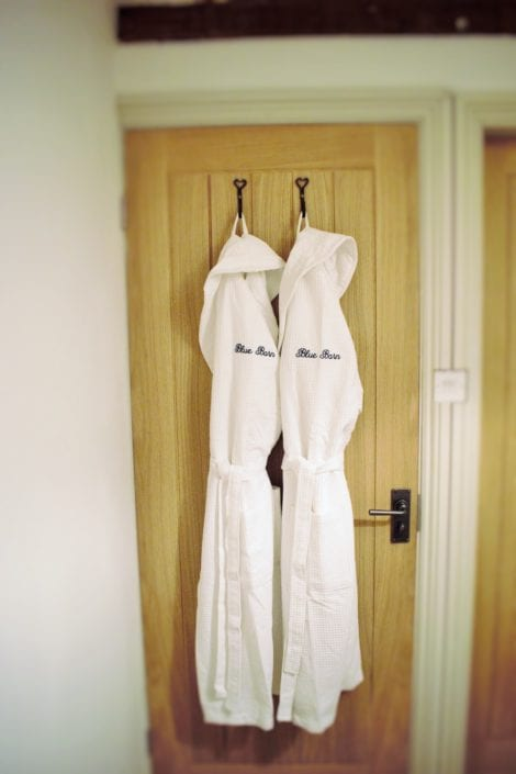 Complimentary Robes