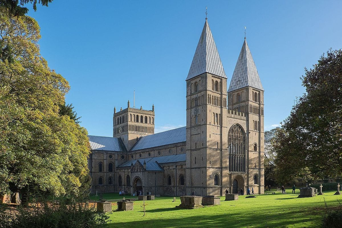 Image result for southwell minster